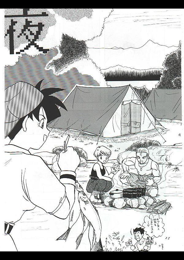 Dragon Ball Camp - Jap 0
