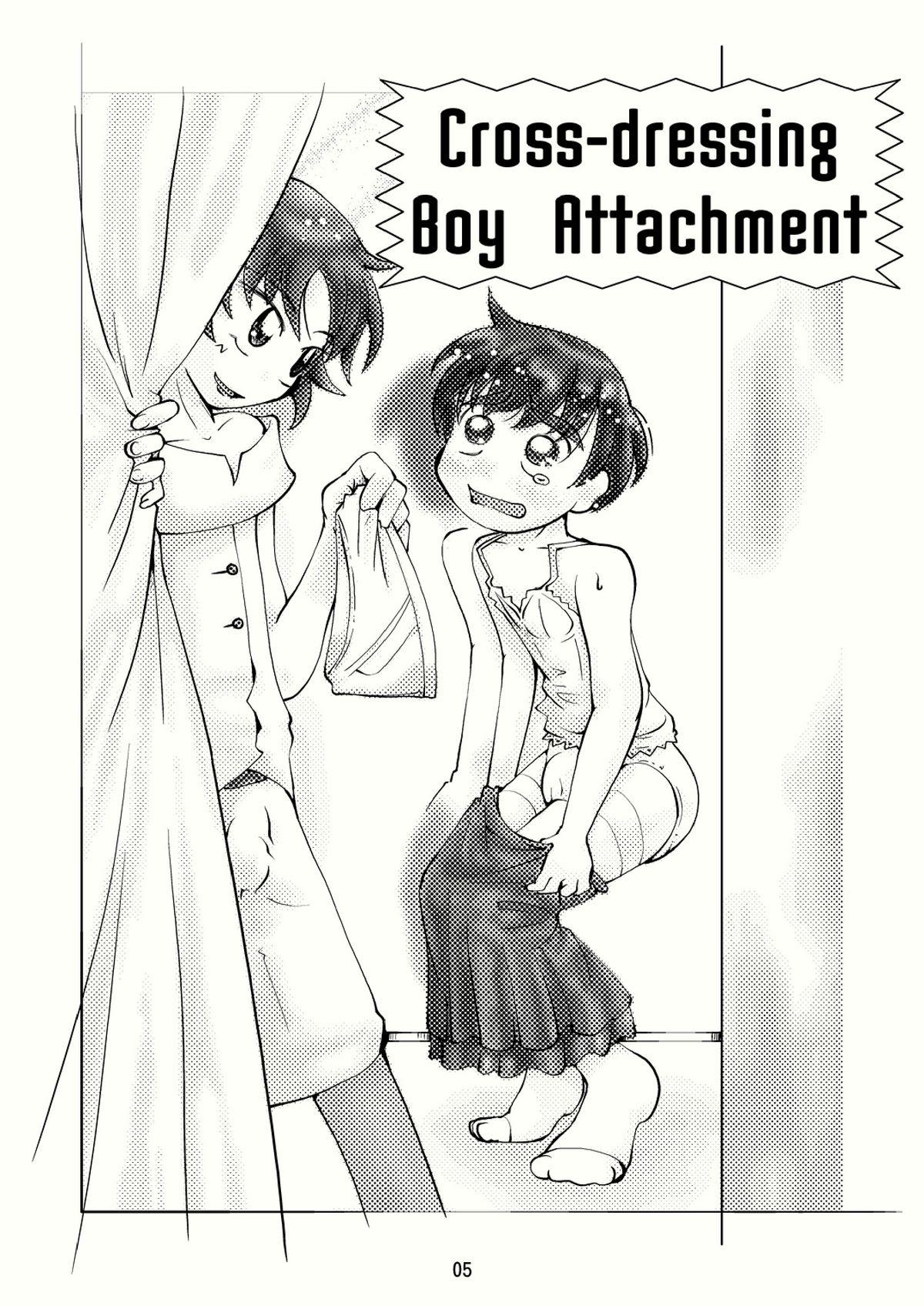 Crossdressing Boys Assemblage 3