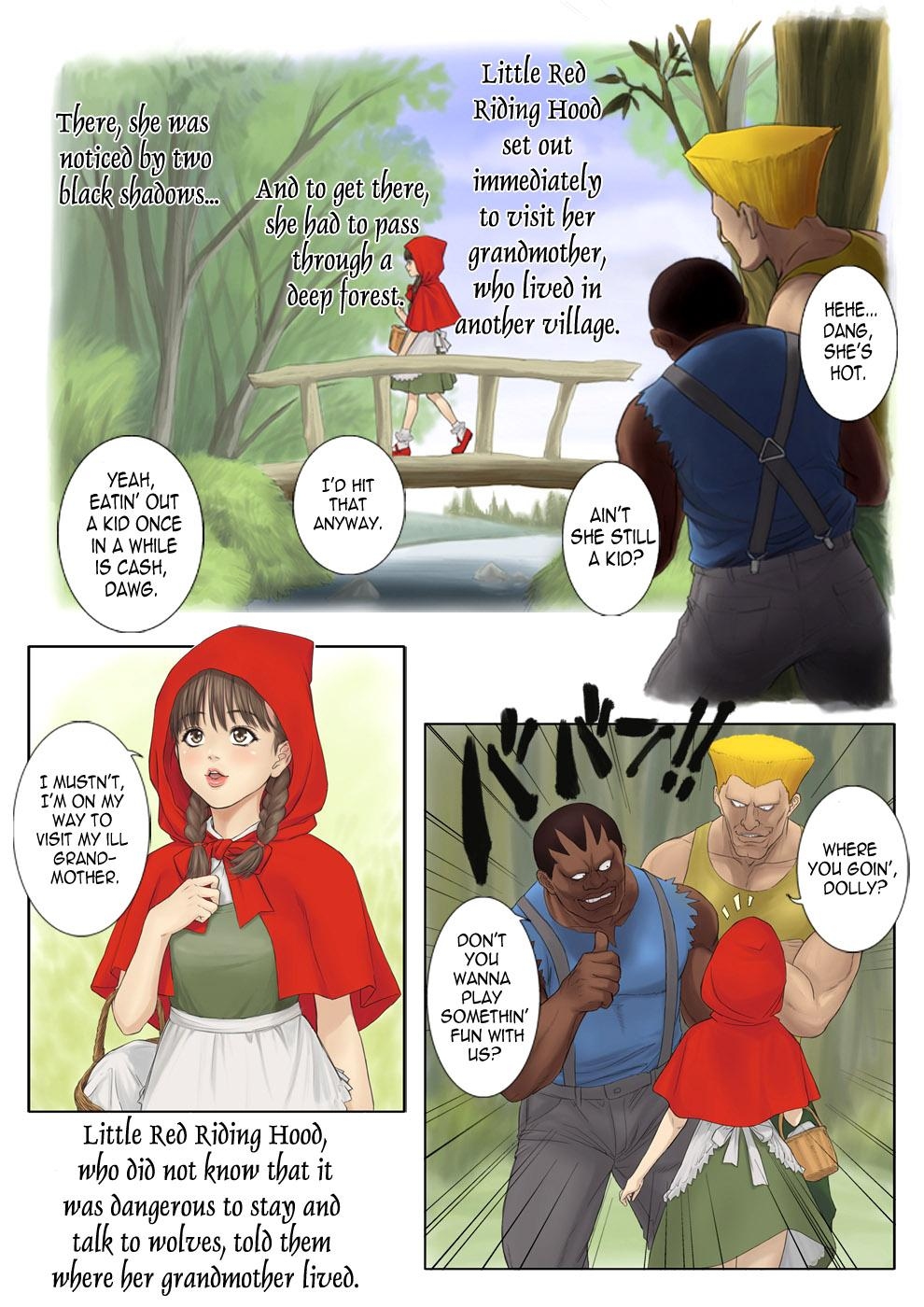 Otona no Ehon Akazukin-chan   Little Red Riding Hood's Adult Picture Book 3