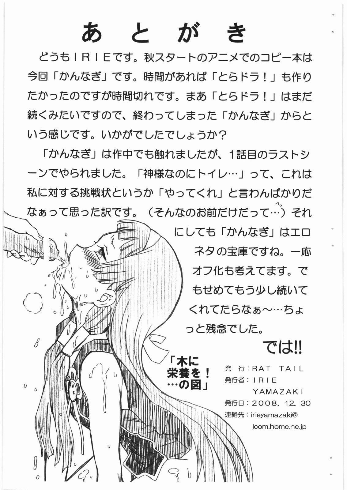 KANNAGI FILE Nagi Gazou Shuu 8