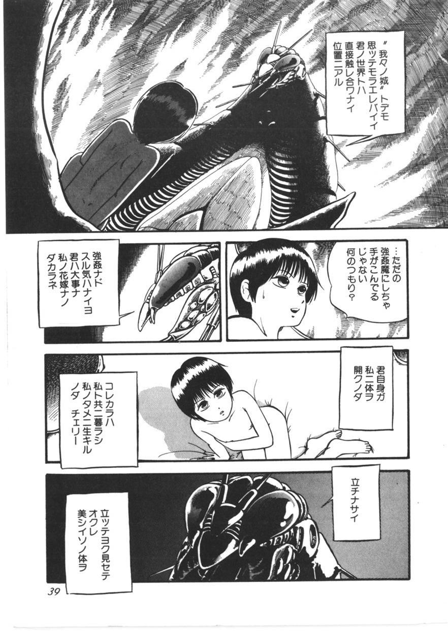 Kokuu Kara no Chousen - Challenger from the Sky 39