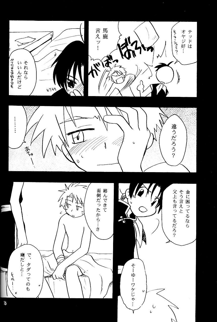 Shounen Inran Tengoku 15