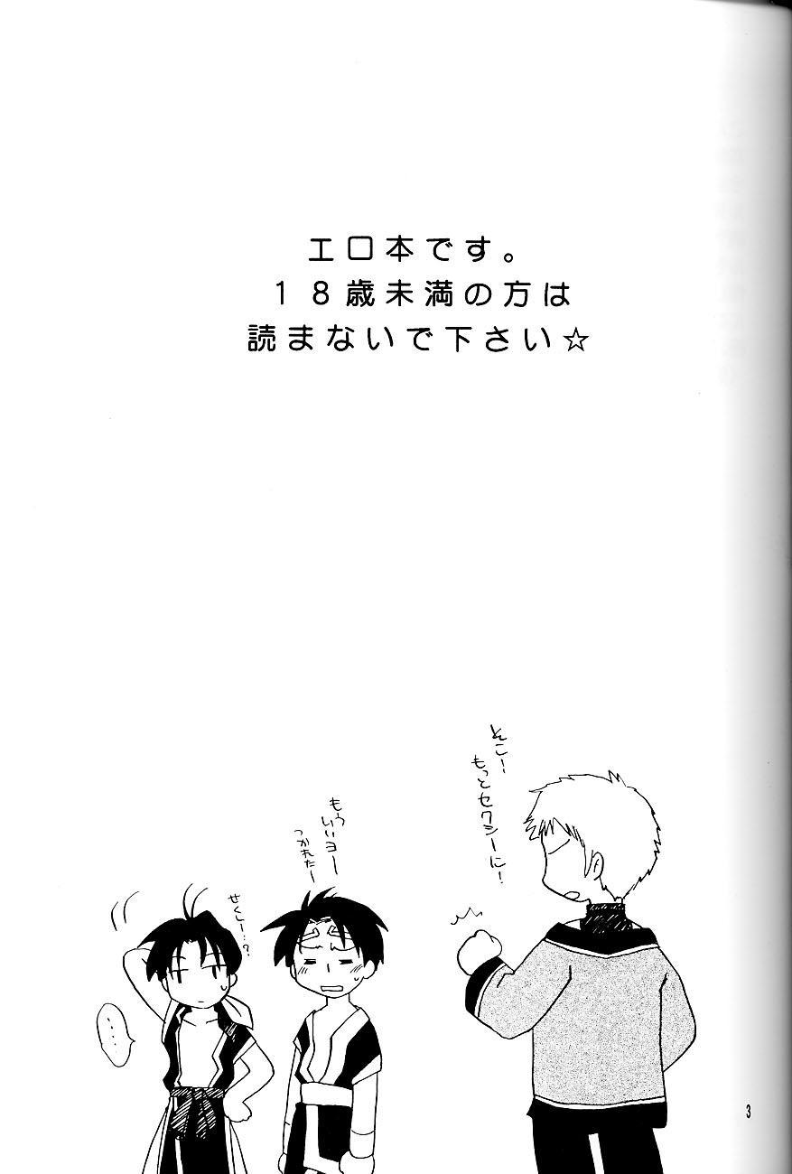 Shounen Inran Tengoku 2