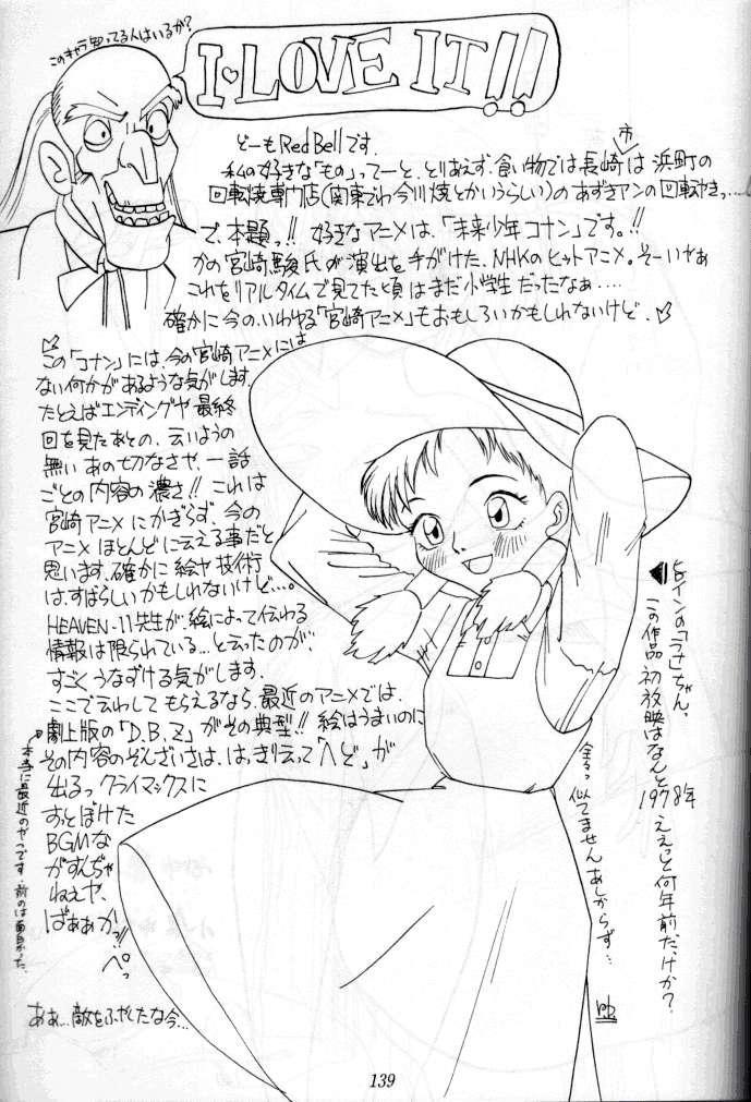 (C47) [Tsurikichi Doumei (Various)] Kenka-ya Nan Demo-R (Various) 137