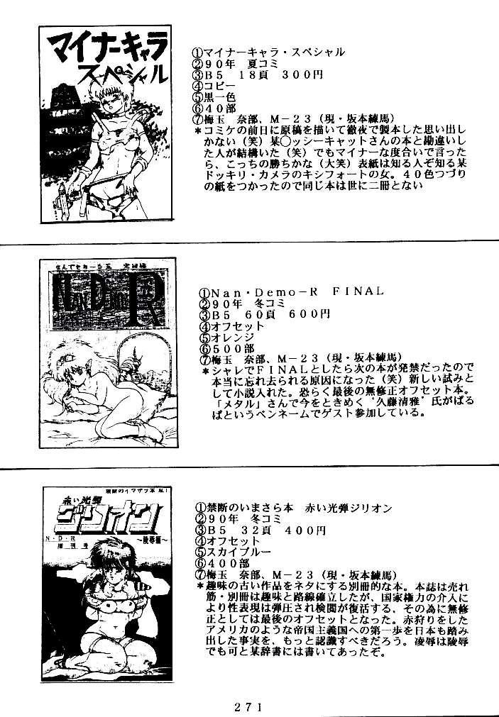 (C47) [Tsurikichi Doumei (Various)] Kenka-ya Nan Demo-R (Various) 269