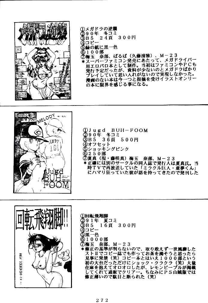 (C47) [Tsurikichi Doumei (Various)] Kenka-ya Nan Demo-R (Various) 270