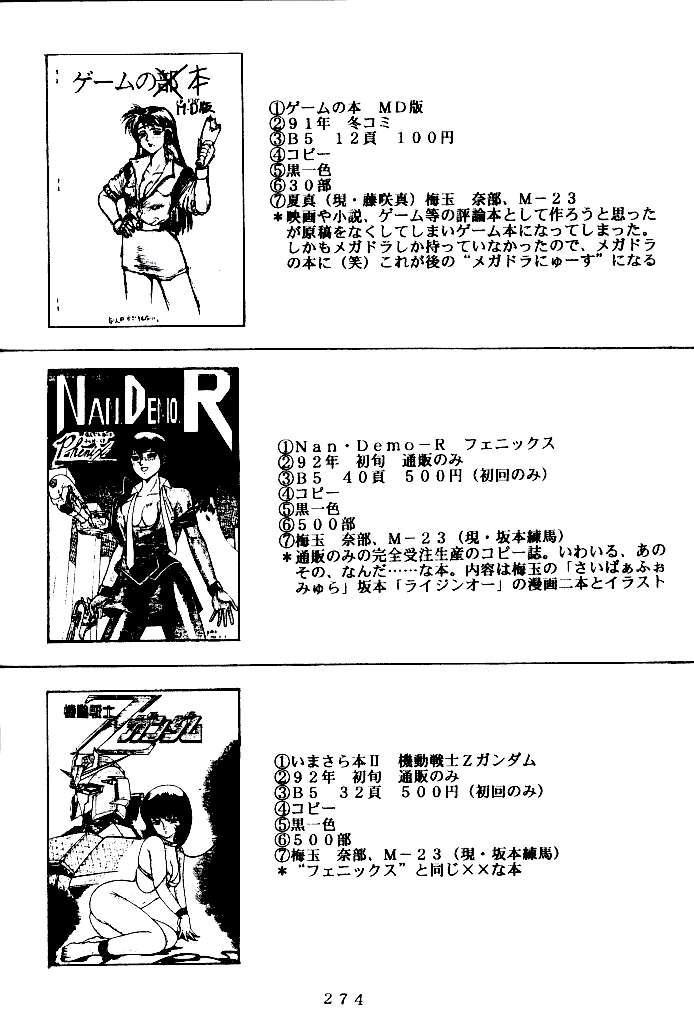 (C47) [Tsurikichi Doumei (Various)] Kenka-ya Nan Demo-R (Various) 272
