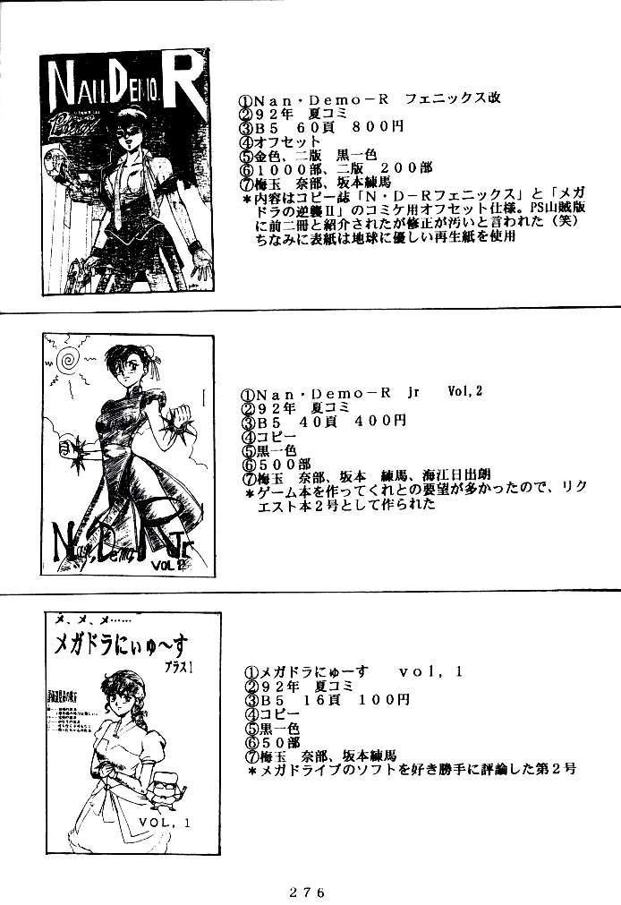 (C47) [Tsurikichi Doumei (Various)] Kenka-ya Nan Demo-R (Various) 274
