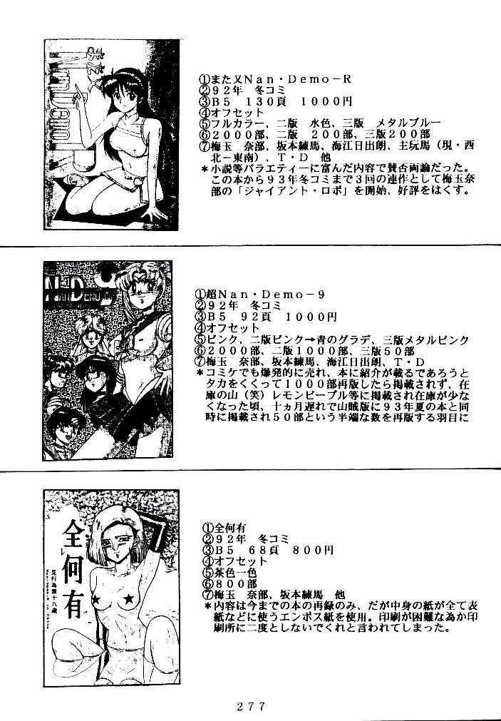 (C47) [Tsurikichi Doumei (Various)] Kenka-ya Nan Demo-R (Various) 275