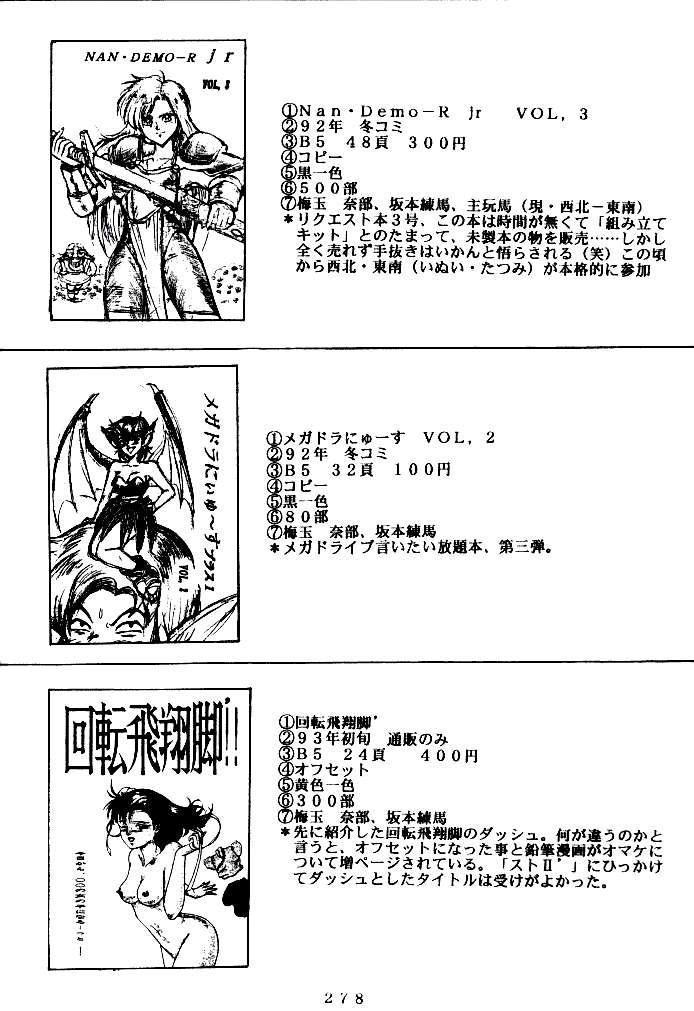 (C47) [Tsurikichi Doumei (Various)] Kenka-ya Nan Demo-R (Various) 276