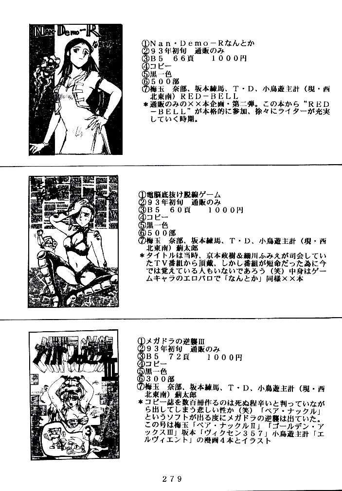 (C47) [Tsurikichi Doumei (Various)] Kenka-ya Nan Demo-R (Various) 277