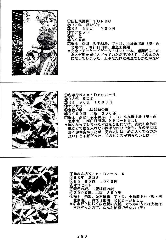 (C47) [Tsurikichi Doumei (Various)] Kenka-ya Nan Demo-R (Various) 278