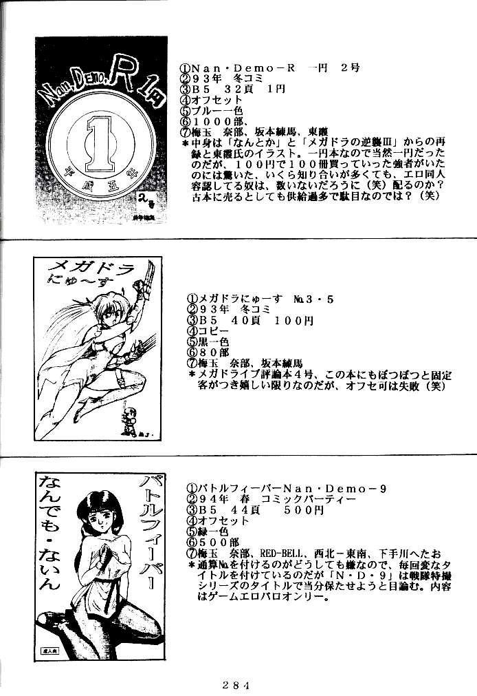 (C47) [Tsurikichi Doumei (Various)] Kenka-ya Nan Demo-R (Various) 282