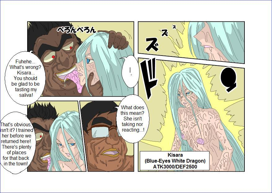 The Brainwashing Classroom - The Mazaki Anzu arc 14