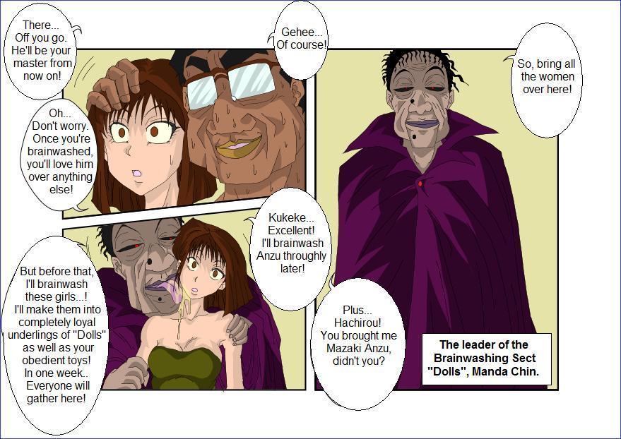 The Brainwashing Classroom - The Mazaki Anzu arc 18