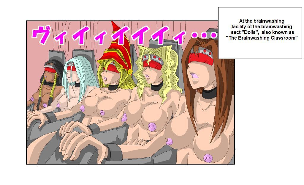The Brainwashing Classroom - The Mazaki Anzu arc 19