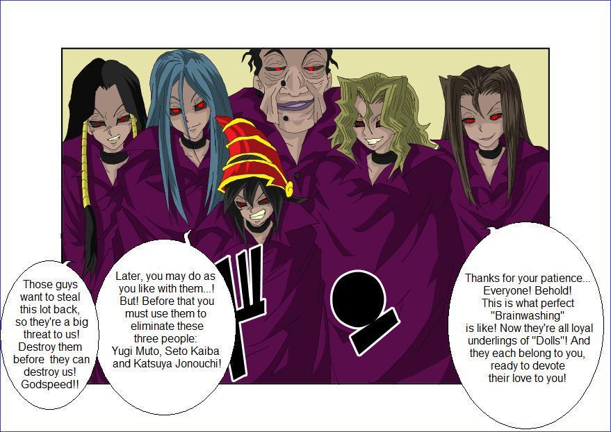 The Brainwashing Classroom - The Mazaki Anzu arc 26
