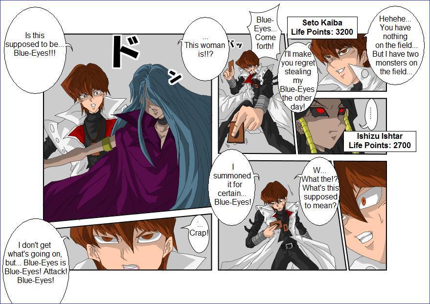 The Brainwashing Classroom - The Mazaki Anzu arc 29