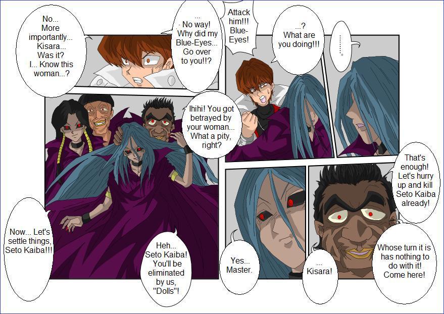 The Brainwashing Classroom - The Mazaki Anzu arc 30