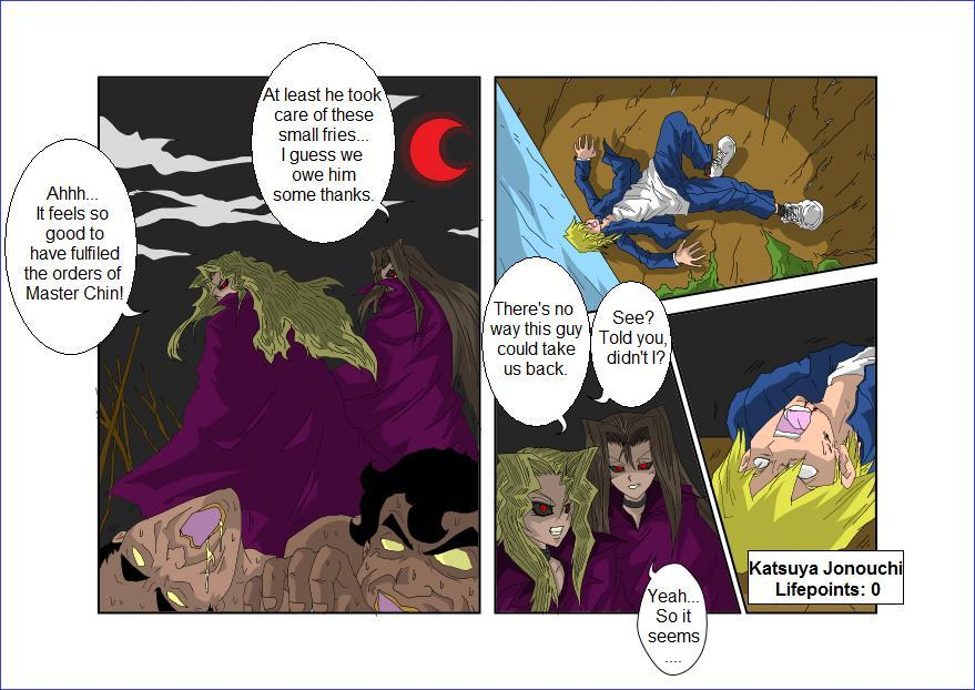 The Brainwashing Classroom - The Mazaki Anzu arc 36