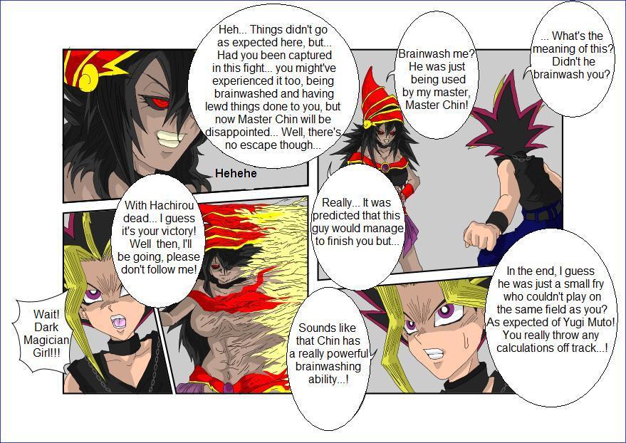 The Brainwashing Classroom - The Mazaki Anzu arc 38