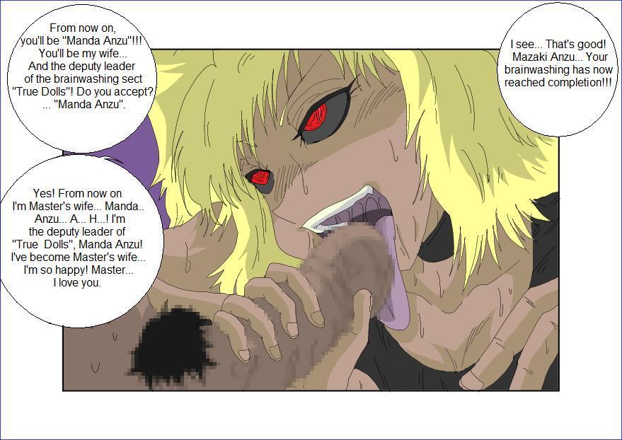 The Brainwashing Classroom - The Mazaki Anzu arc 48