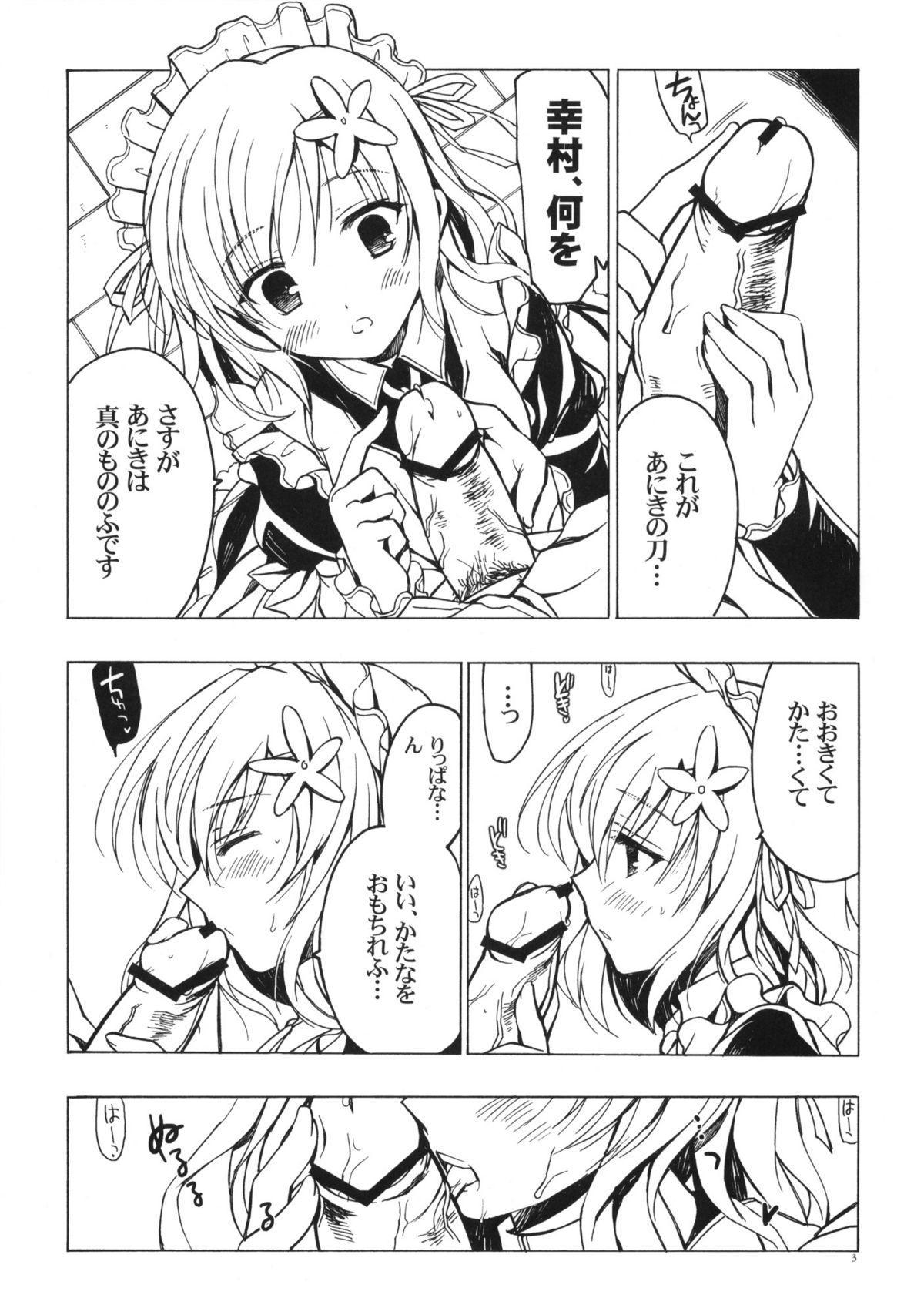 Boku ni wa Yukimura ga Tarinai Junbigou 2