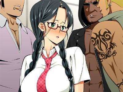 Jimina Anoko no Tenraku Seikatsu 4