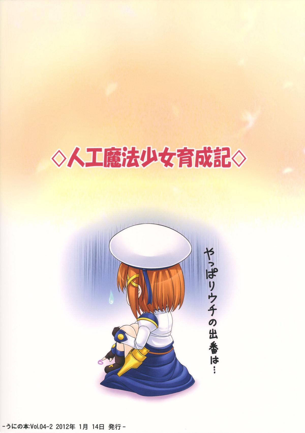 Jinkou Mahou Shoujo Ikuseiki Jou 21