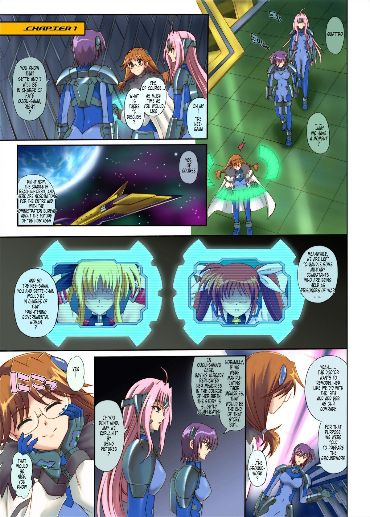 "[Cyclone (Izumi Kazuya)] Color Classic Note Extension 04 ""567"" (Mahou Shoujo Lyrical Nanoha) [English] [Tonigobe] v2 1"