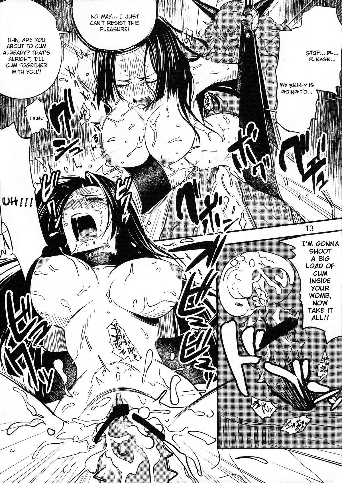 Onnagoroshi Hebi no Jigoku | Hell of the Woman Killing Snake 10
