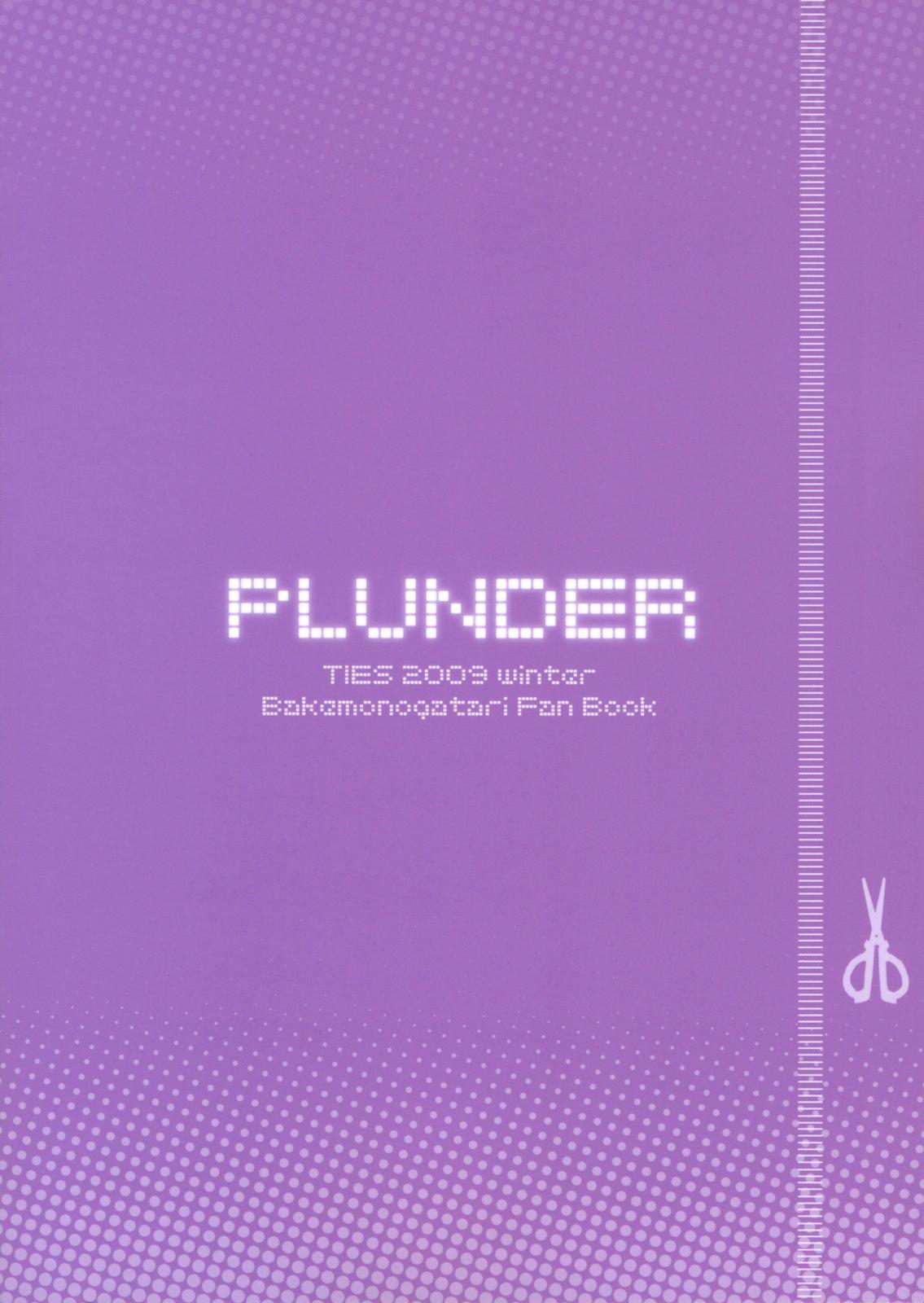 PLUNDER 29