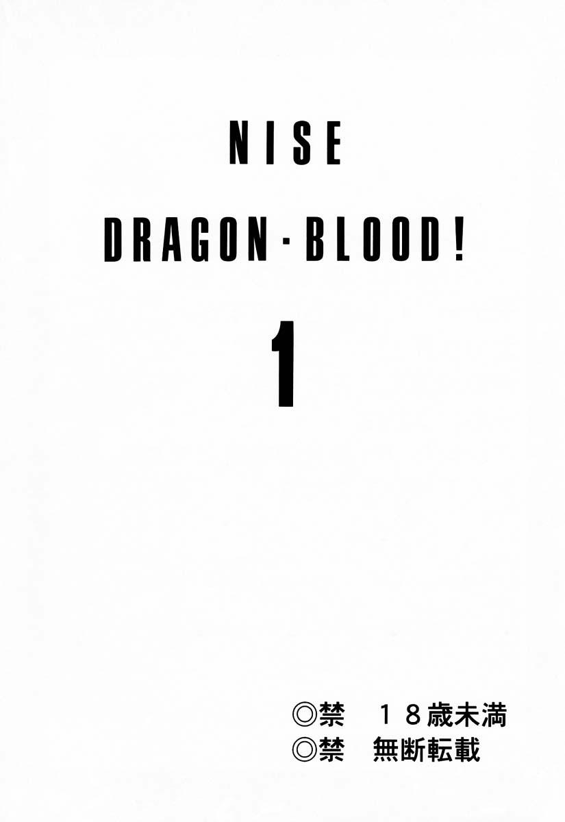 Nise DRAGON BLOOD! 1 1
