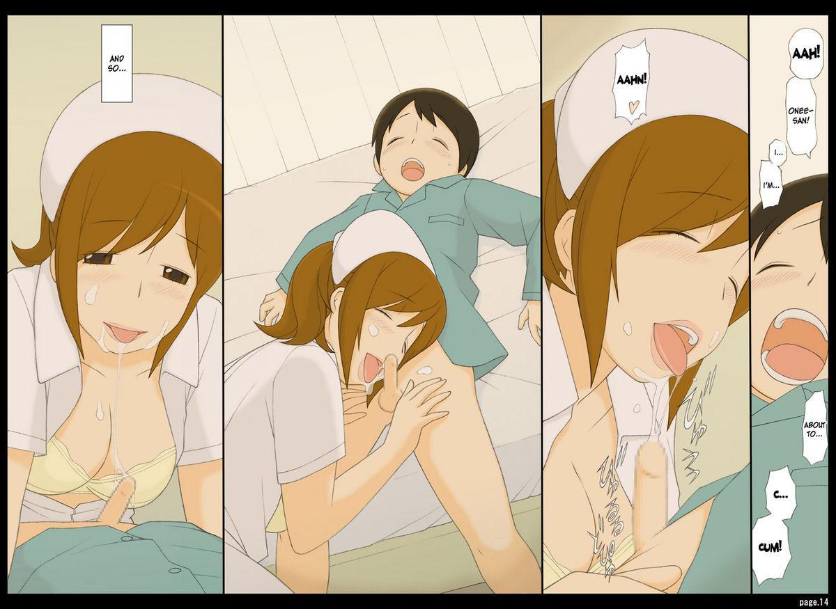 [Ponpharse] Ponpharse Vol. 4 - Nurse Hen   Ponfaz Vol.4 - Nurse - [English] [desudesu] 13