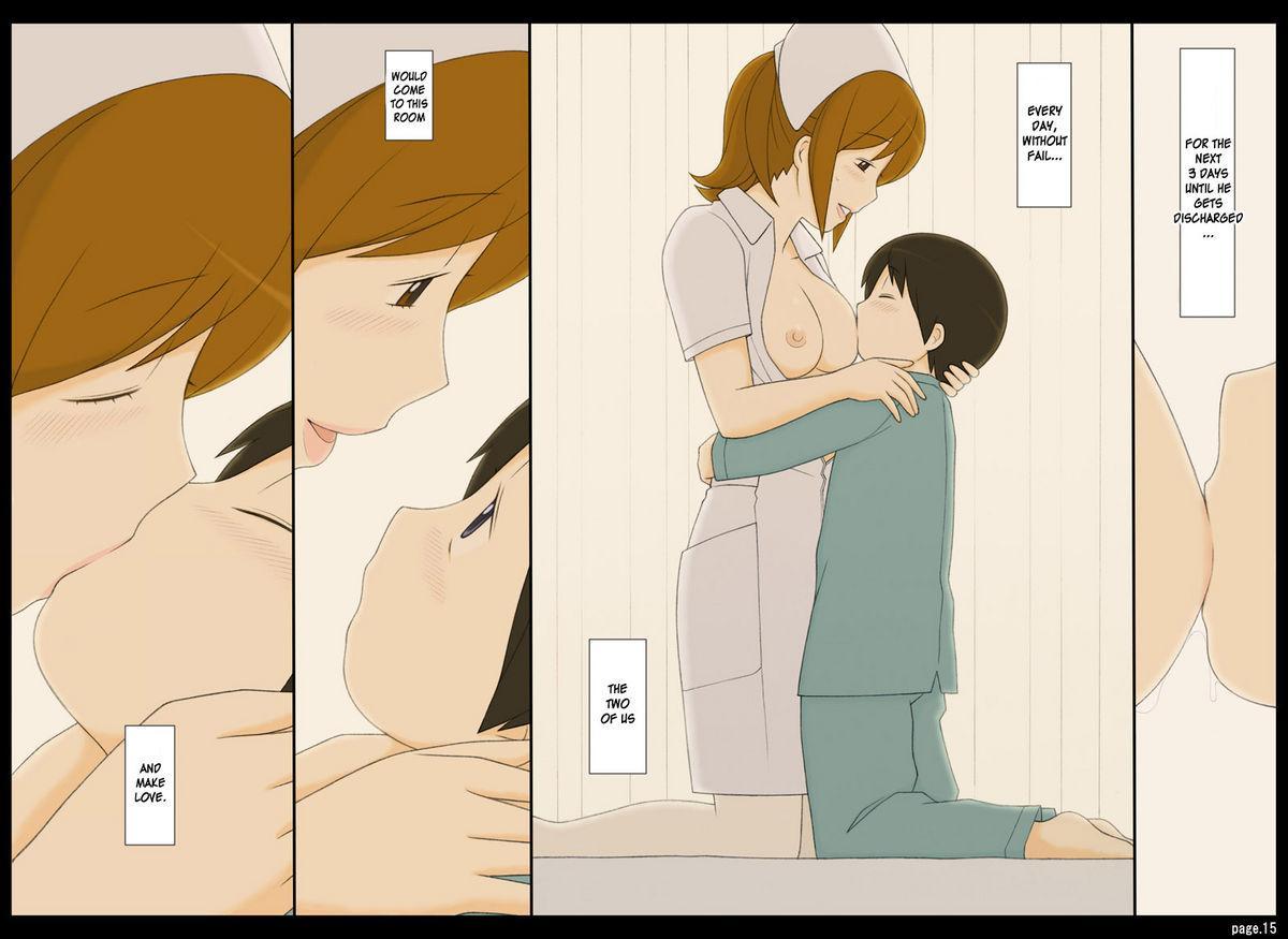 [Ponpharse] Ponpharse Vol. 4 - Nurse Hen   Ponfaz Vol.4 - Nurse - [English] [desudesu] 14