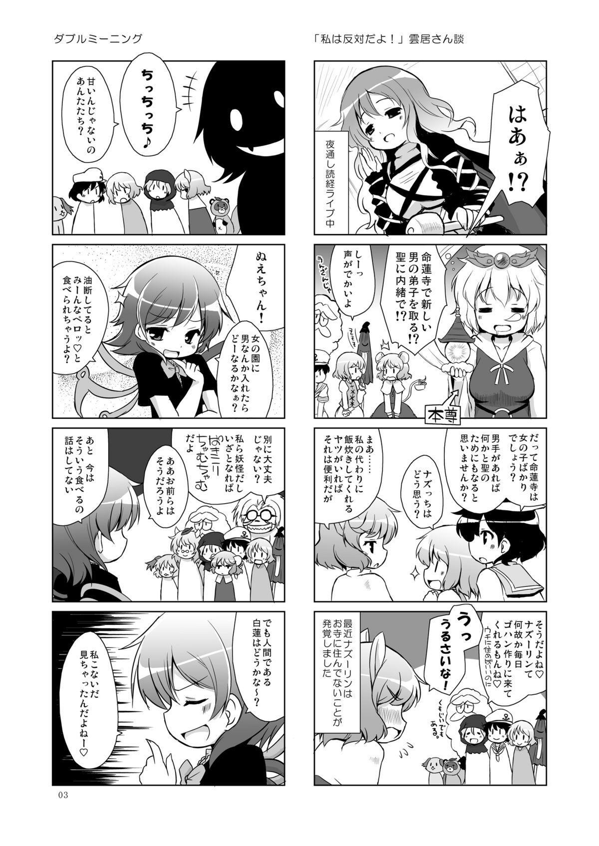 Touhou Seinyuu Collection☆ 2