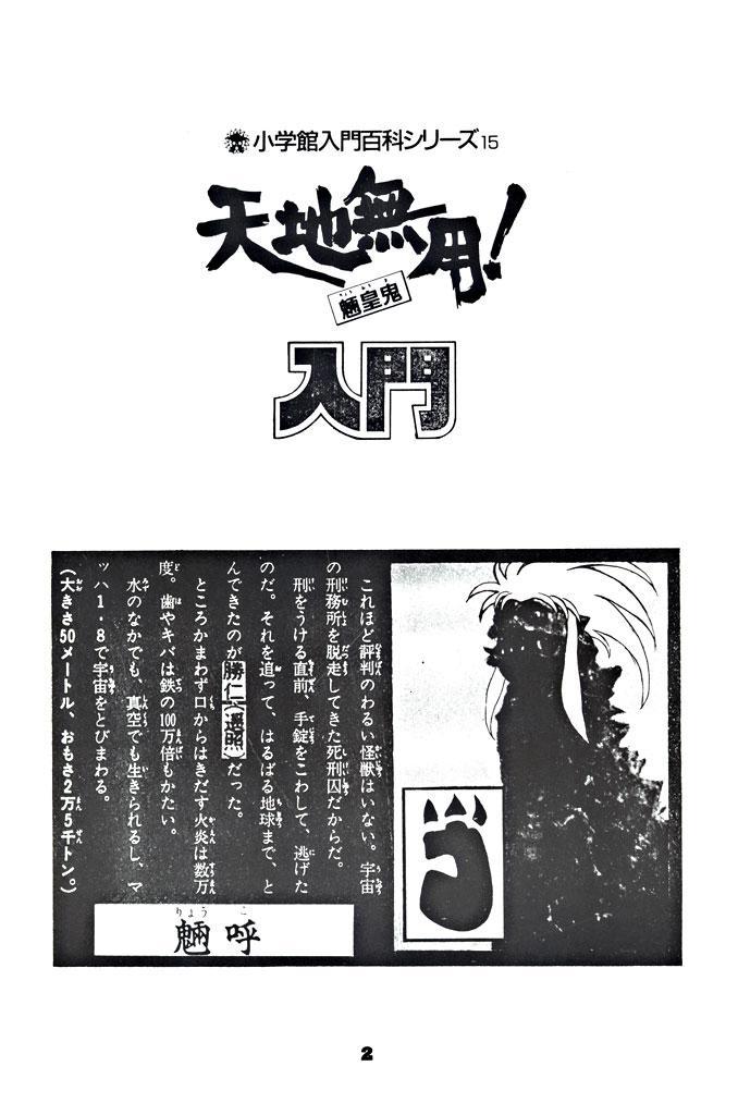 (C46) [Yumeizukosya (various)] Kick no oni Datsu -Tenchimuyou ! ryou kou oni- kai (Tenchi Muyou!) 2