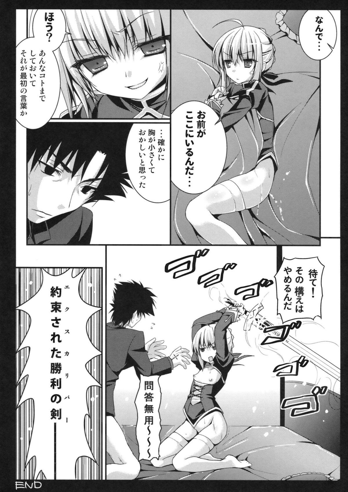 Saber san no Migawari Sakusen 14