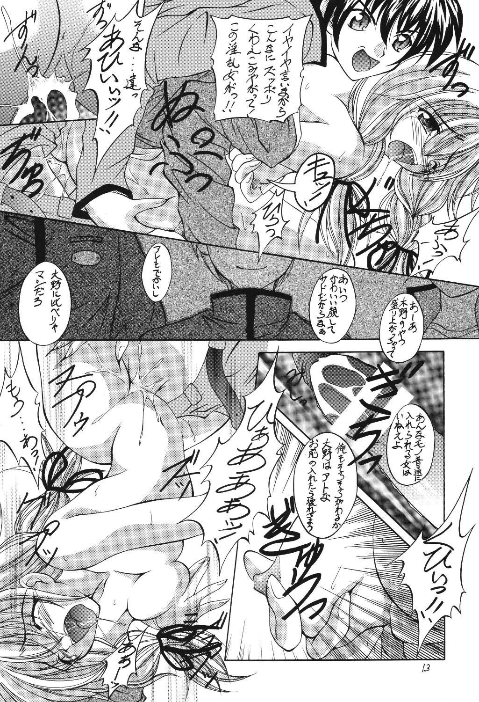 (C69) [RED RIBBON REVENGER (Makoushi)] Valhalla ~ Dainishou~ Fuyu no Arashi (Spiral) [Digital] 12