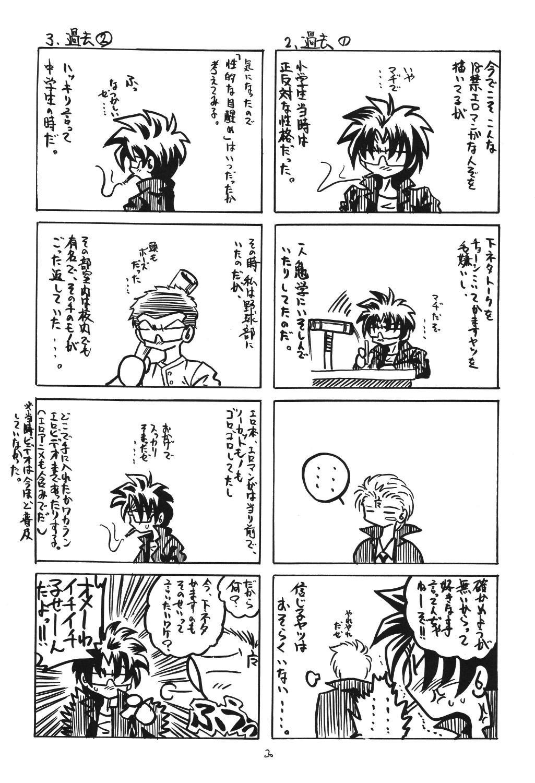 (C69) [RED RIBBON REVENGER (Makoushi)] Valhalla ~ Dainishou~ Fuyu no Arashi (Spiral) [Digital] 29