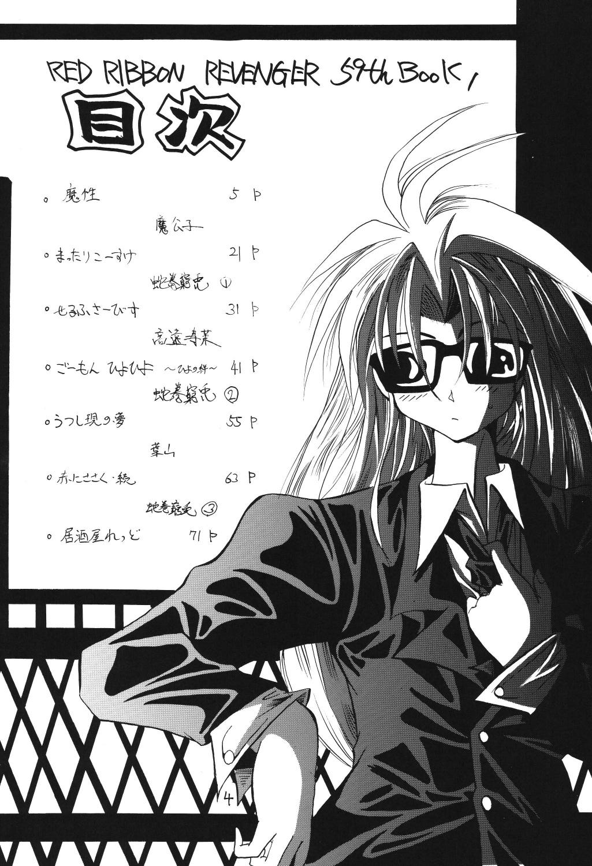(C69) [RED RIBBON REVENGER (Makoushi)] Valhalla ~ Dainishou~ Fuyu no Arashi (Spiral) [Digital] 3