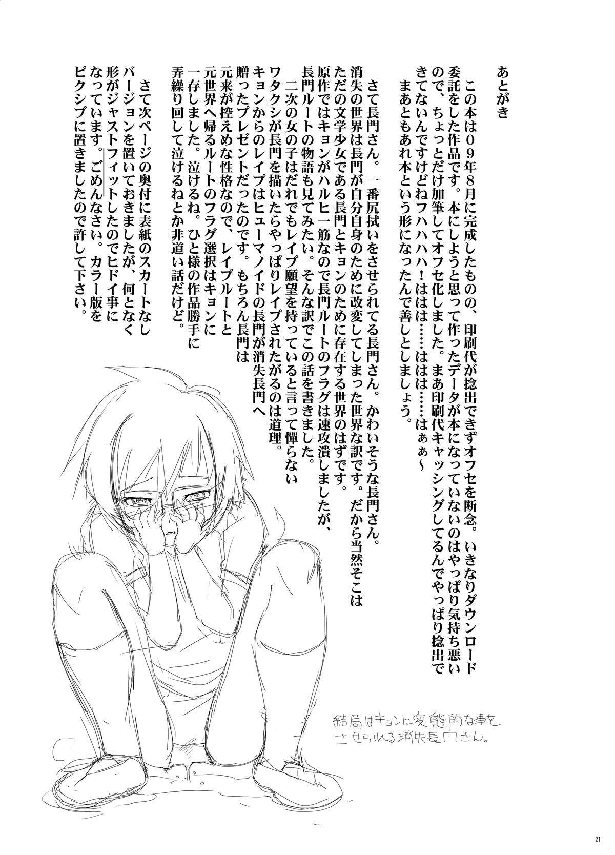 Shoushitsu Nagato no Rape 19