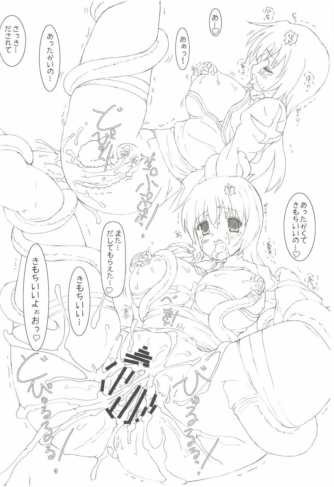 (C81) [Testa Kitchen (Testa)] Akubi-san to Shokushu-san (Ragnarok Online) 10