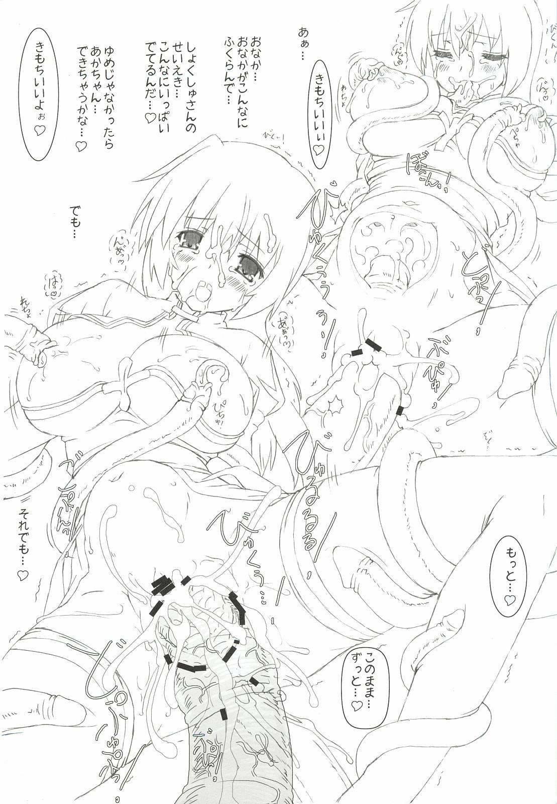 (C81) [Testa Kitchen (Testa)] Akubi-san to Shokushu-san (Ragnarok Online) 17