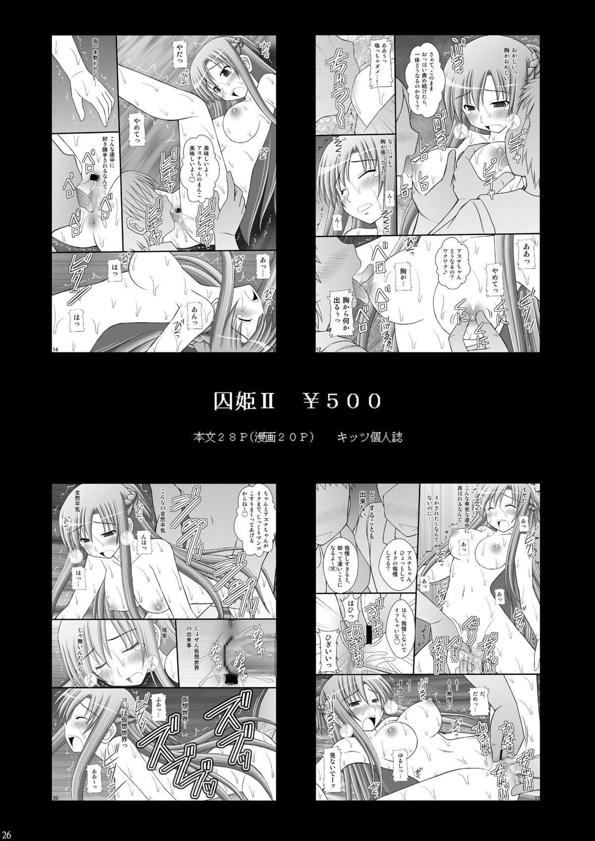 Toraware Hime III: Hostage Princess III 24