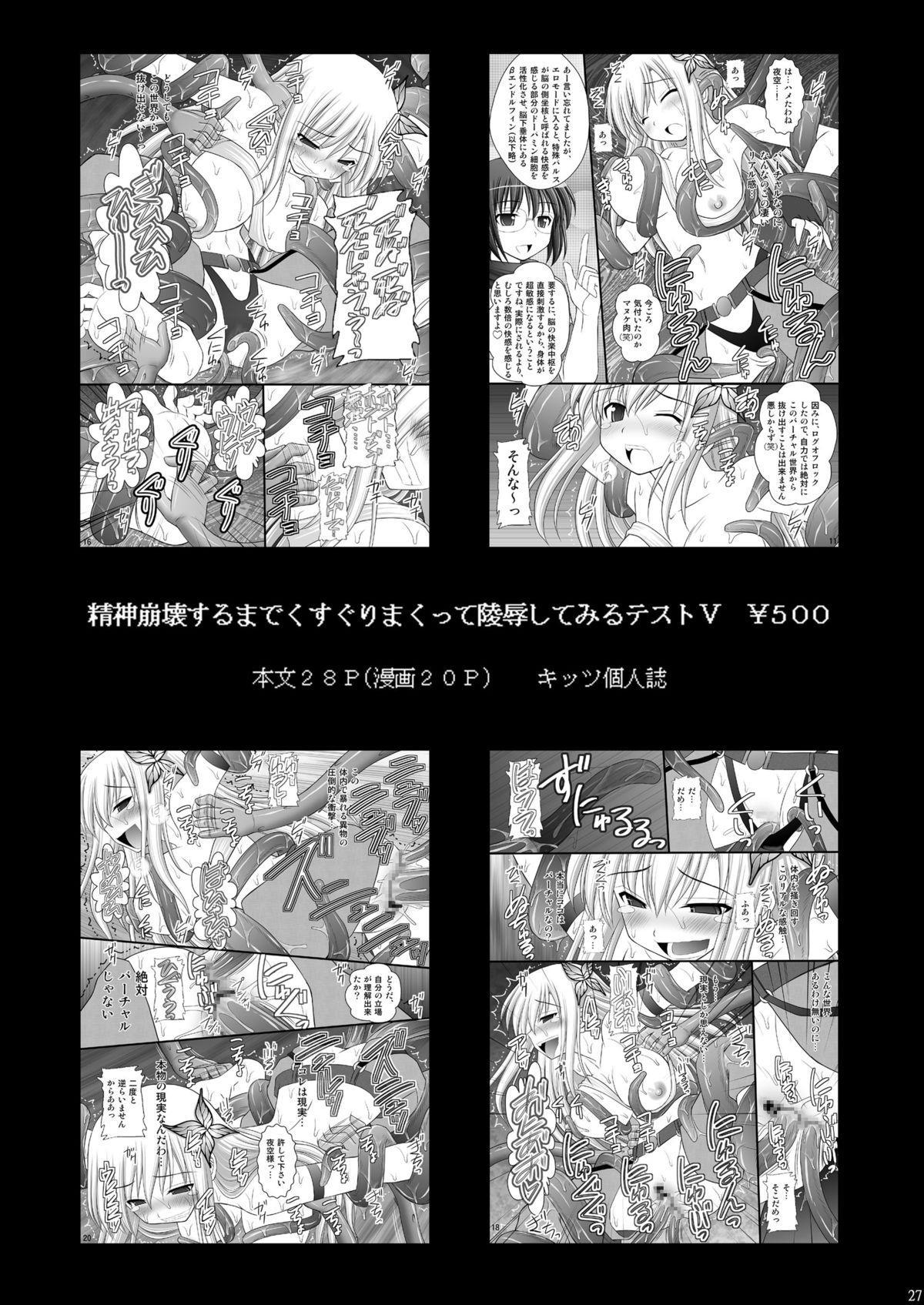 Toraware Hime III: Hostage Princess III 25