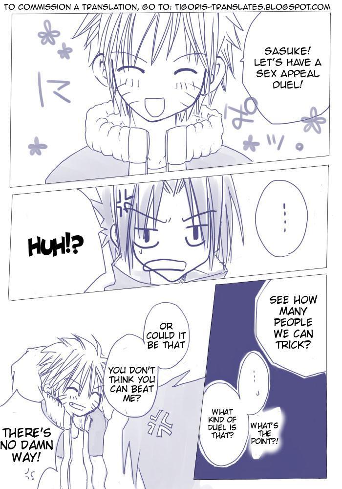naruto/sasuke gender bend part 1 english 0