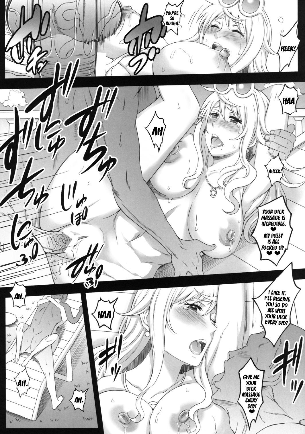 Rakuen Onna Kaizoku 4 - Woman Pirate in Paradise 18