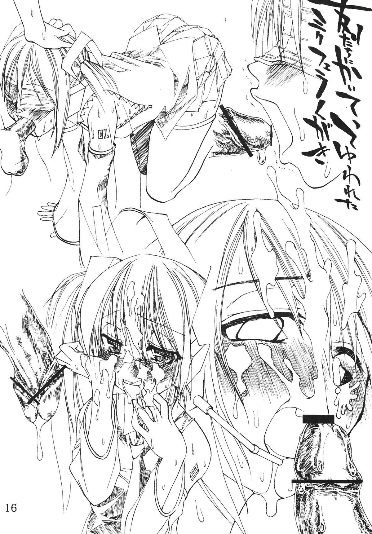 Hatsune Mix! 17