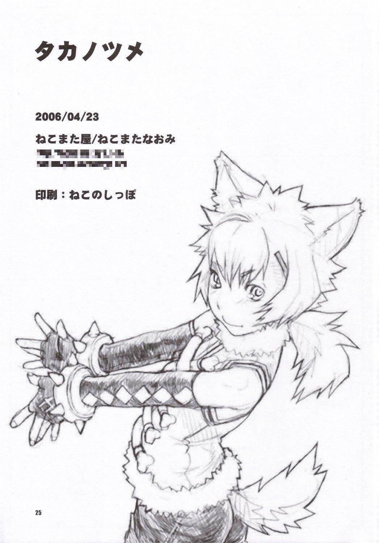 Taka no Tsume 23